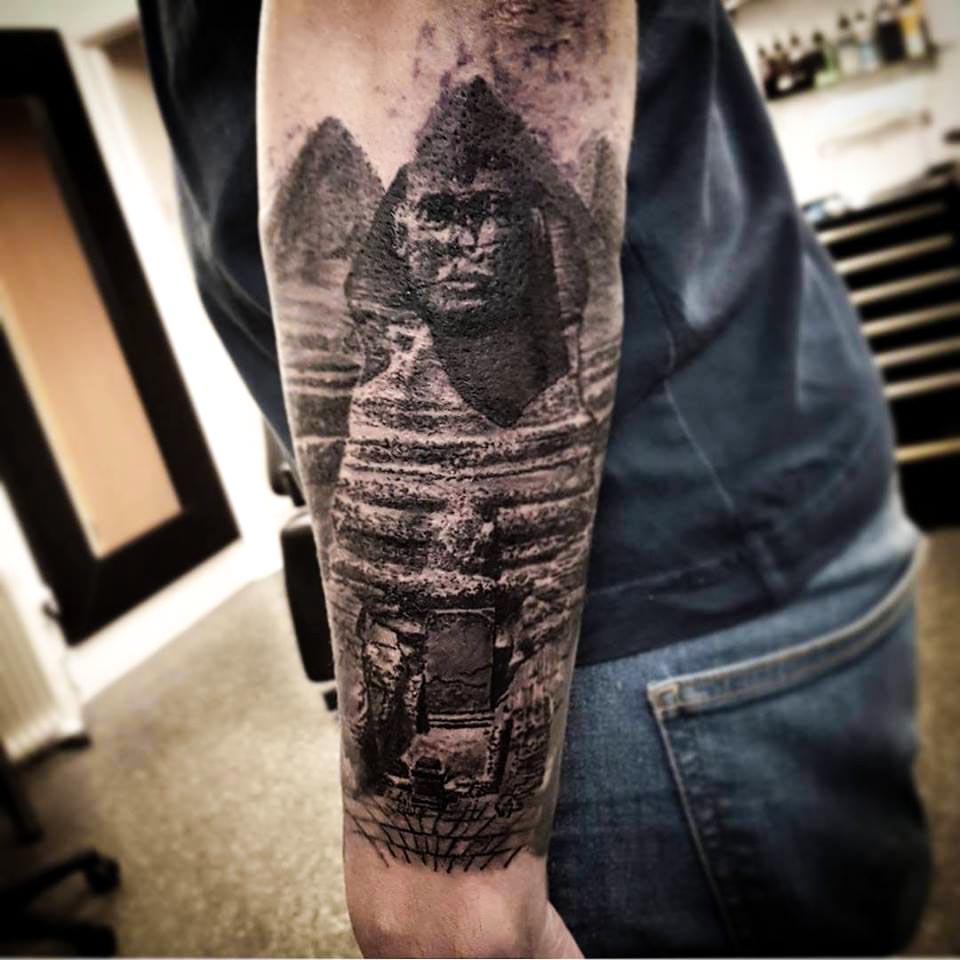 ba6006d22c3ec Etgar Ancient Egypt | Portsmouth Ink Tattoo Studio | Tattoos ...