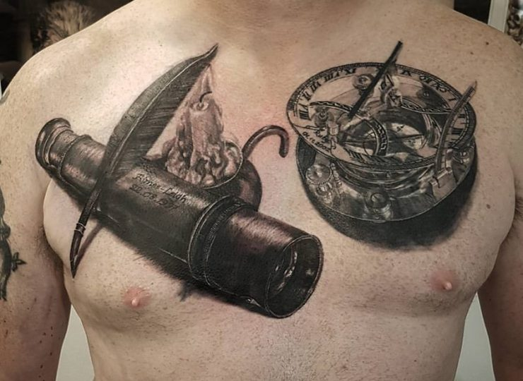 portsmouth-ink-tattoo-studio-etgar-compass-candle-feather-telescope